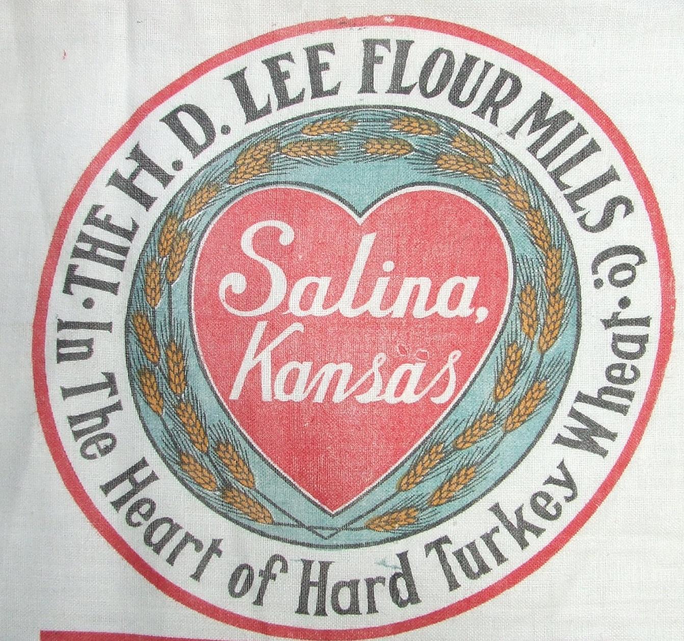 Historic Sacks Tell Kansas Story