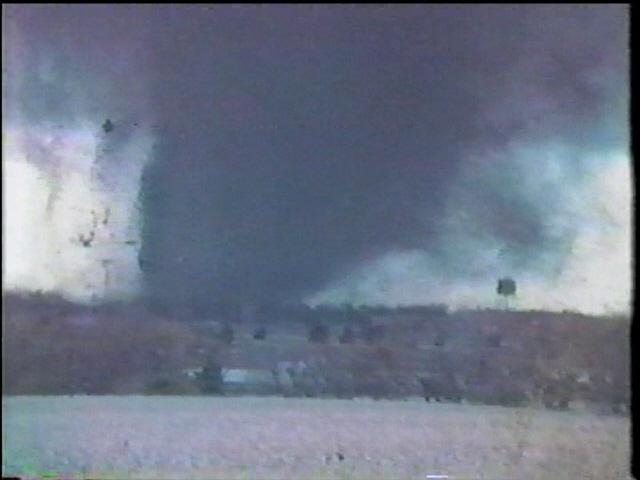 "25th Anniversary Of ""Hesston Tornado"""