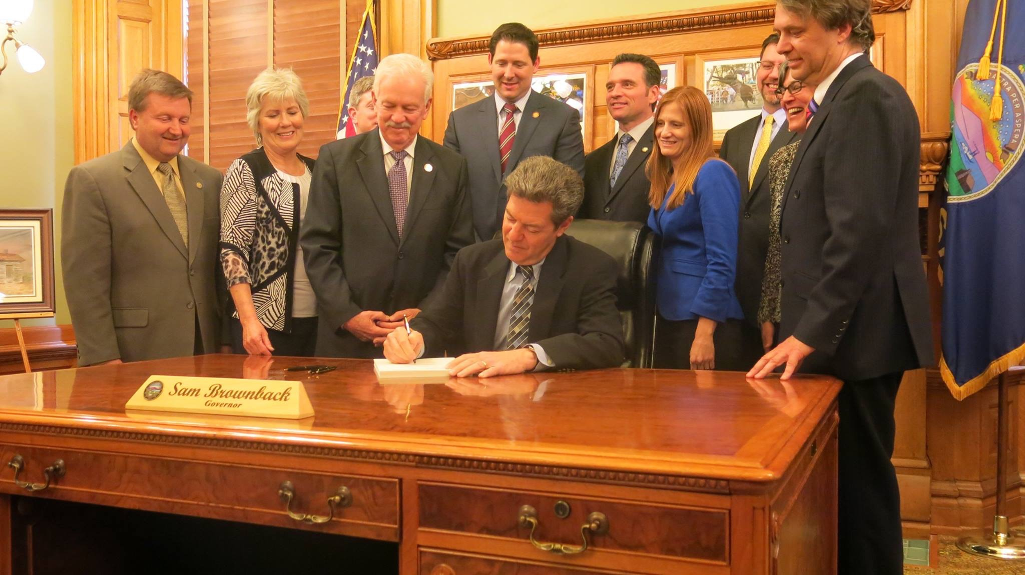 School Funding Overhaul Law Signed