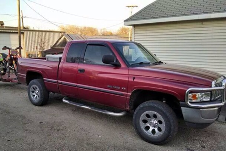Minneapolis Police Seeking Truck Thief