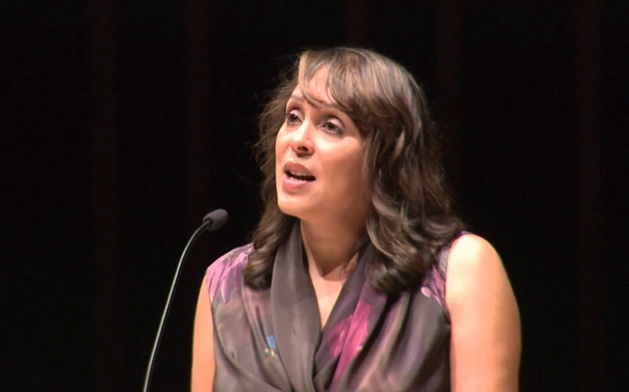 Poet Laureate Talks Race At KU