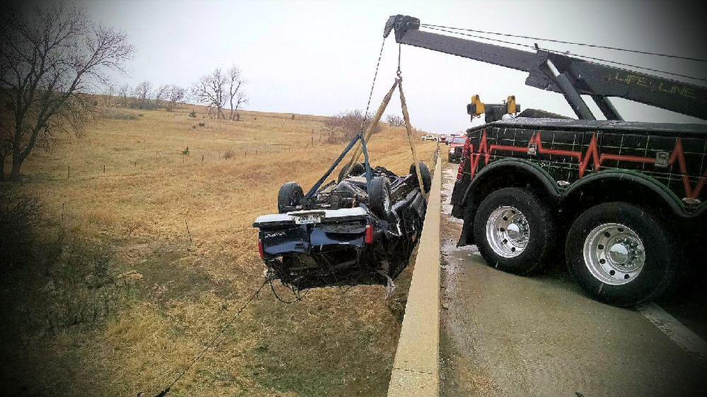 Kanopolis Man Killed In Crash