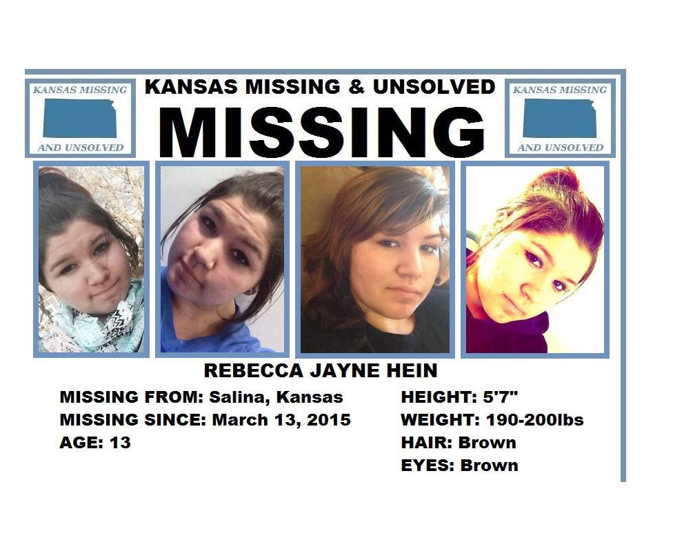 Family Seeking Missing Salina Teen