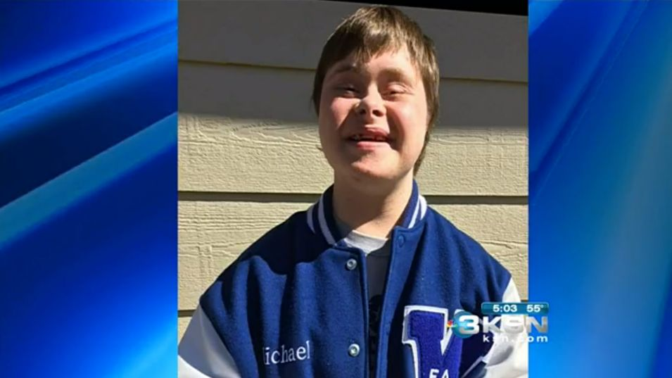 Special Needs Student Can't Wear Letter Jacket
