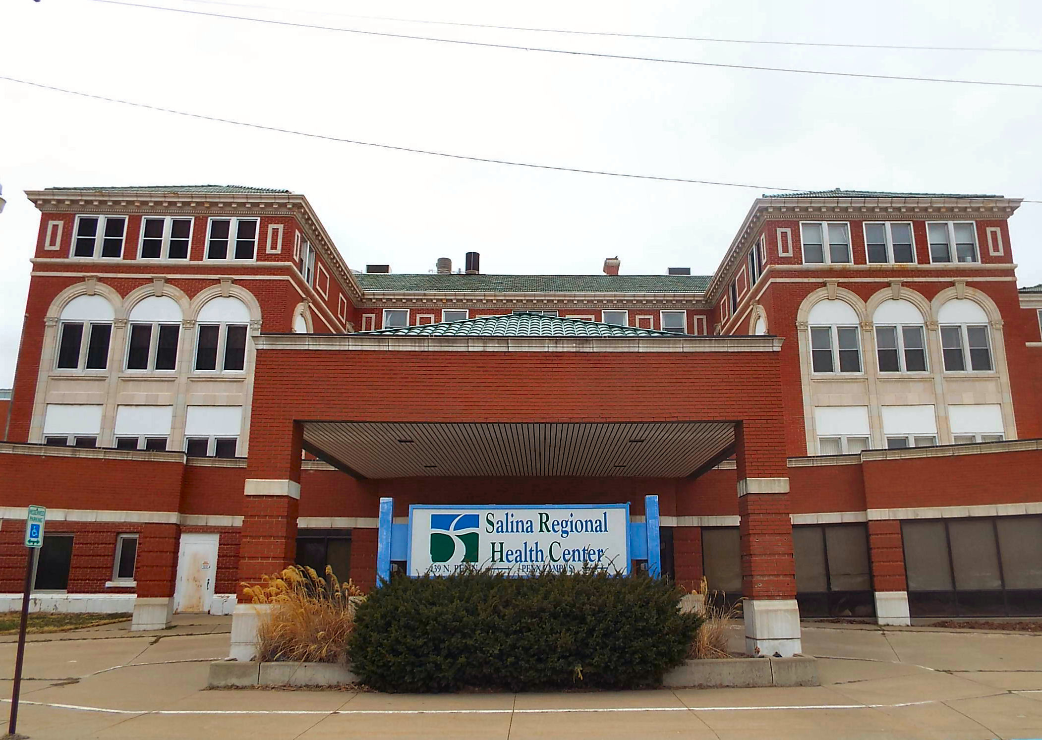 Former Salina Hospital Sold