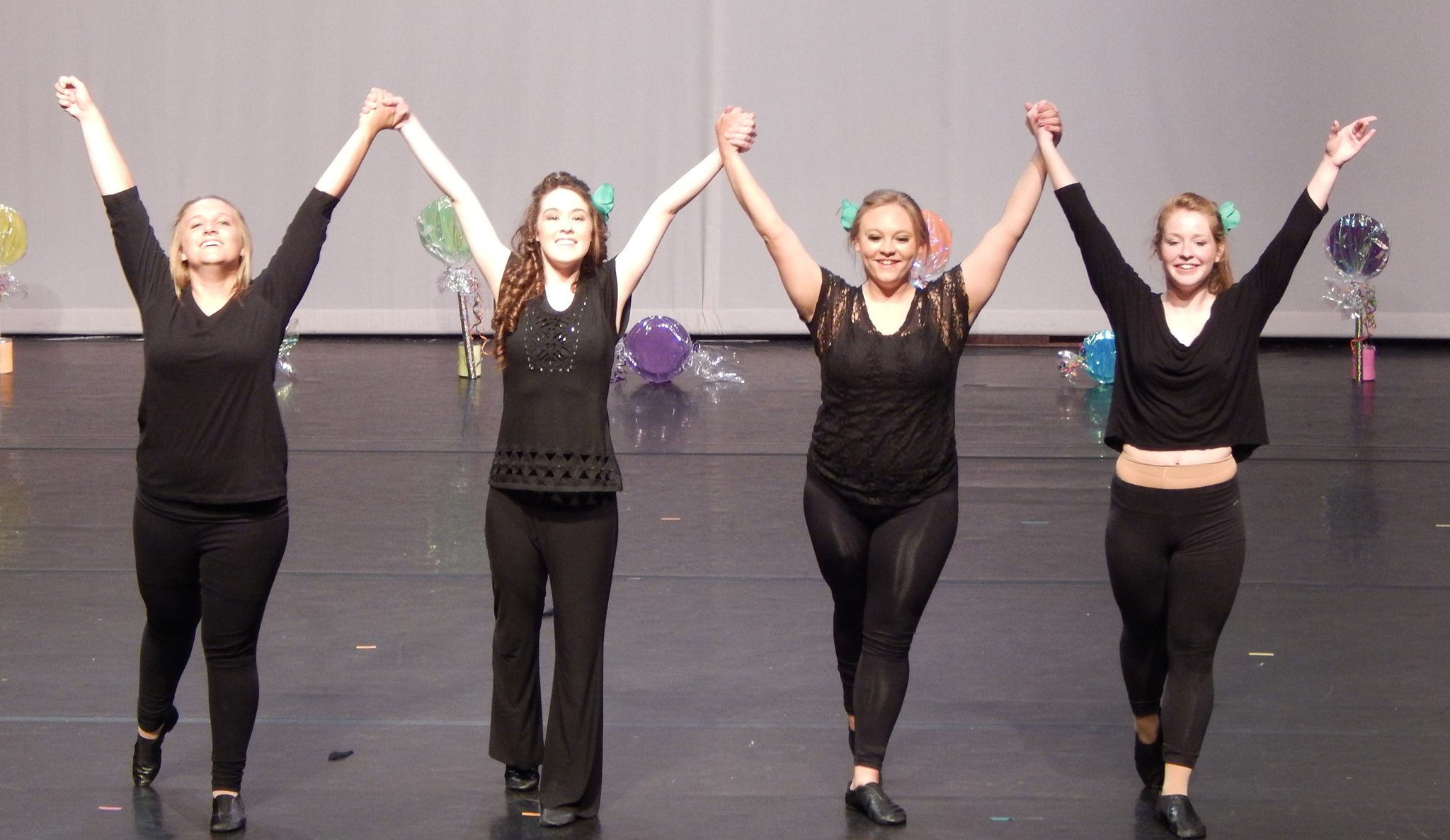 Dancers Uniting To Fight Cancer