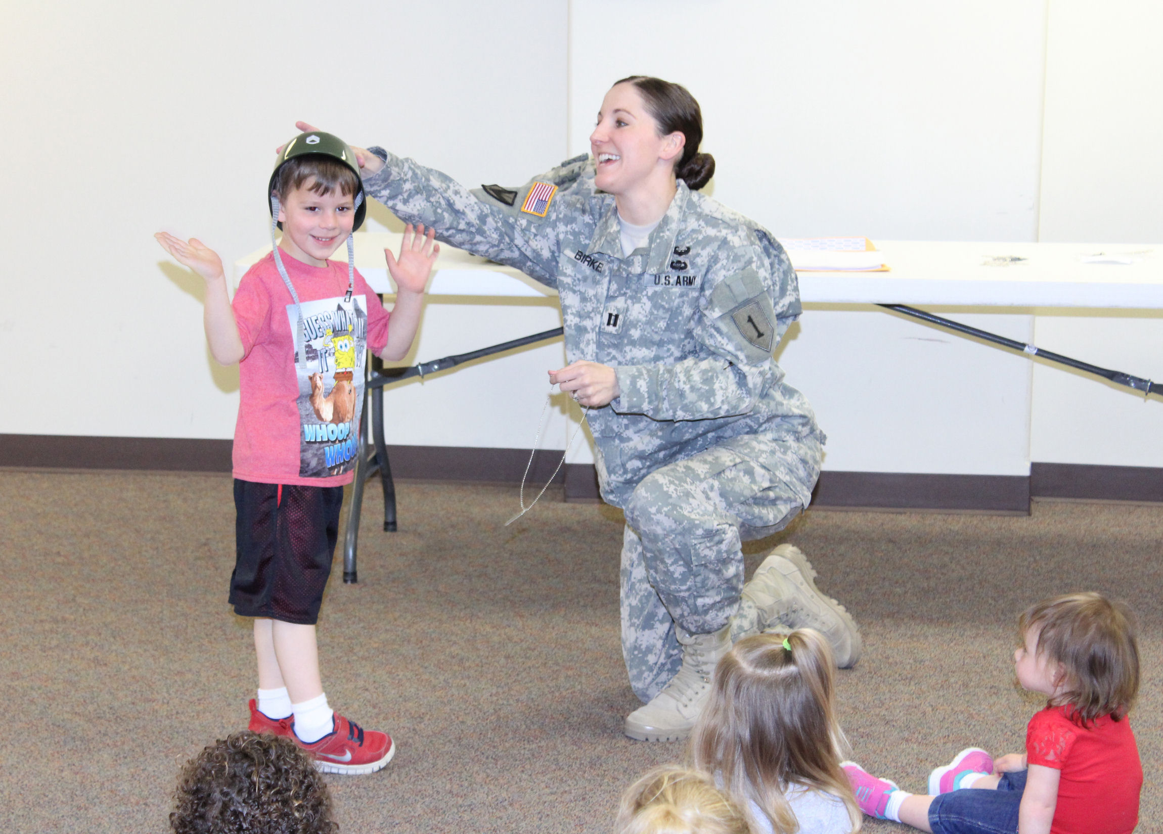 "Kids Experience ""Basic Training"""