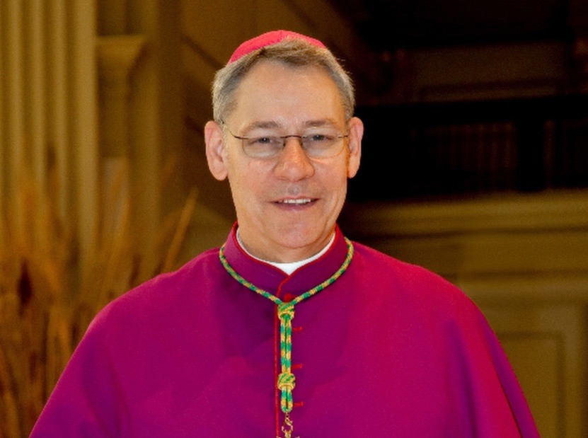 Pope Accepts Resignation Of KC Bishop