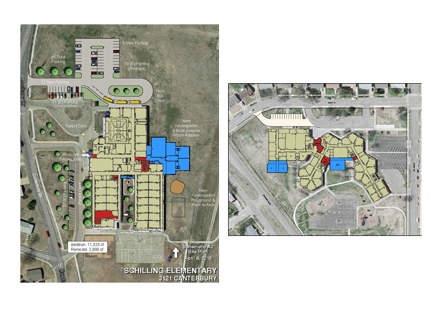 Designs Approved For Two More Salina Schools
