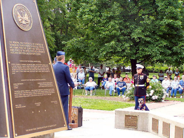 Memorial Day Events Planned