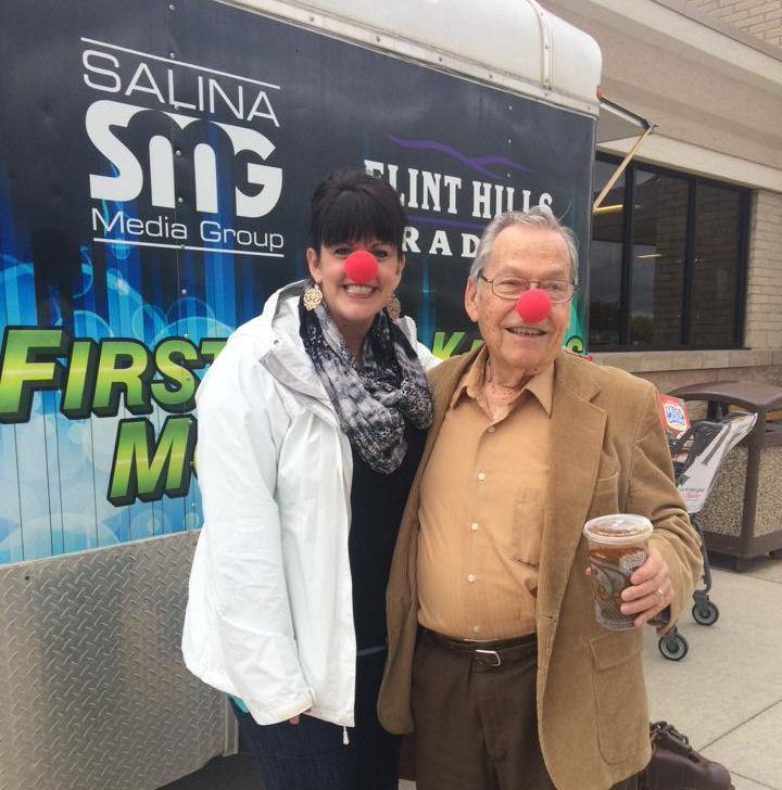 """""""Red Nose Day"""" In Salina"""