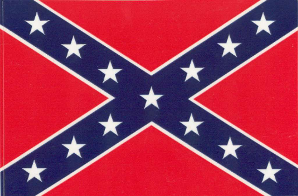 Activists Ask Wichita to Remove Confederate Flag from Park