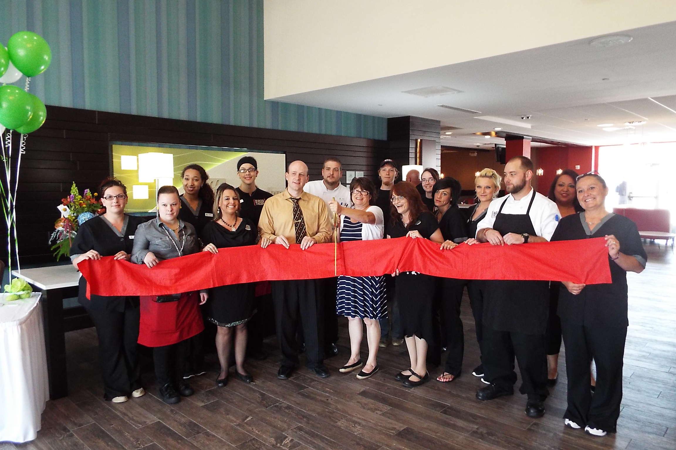 Salina's Newest Hotel; Restaurant Opens