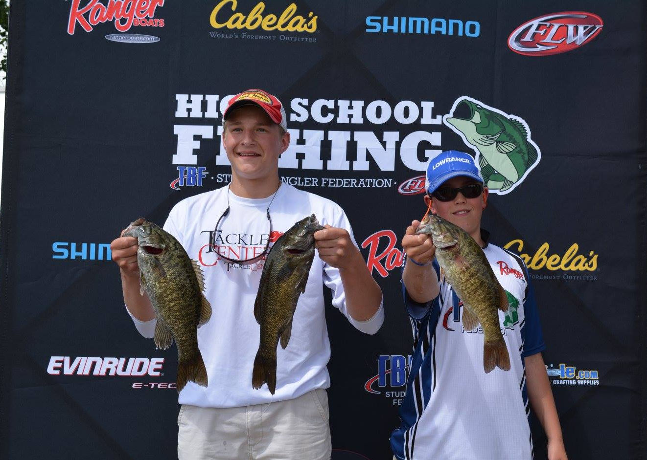 Salina Students Win State Fishing Title