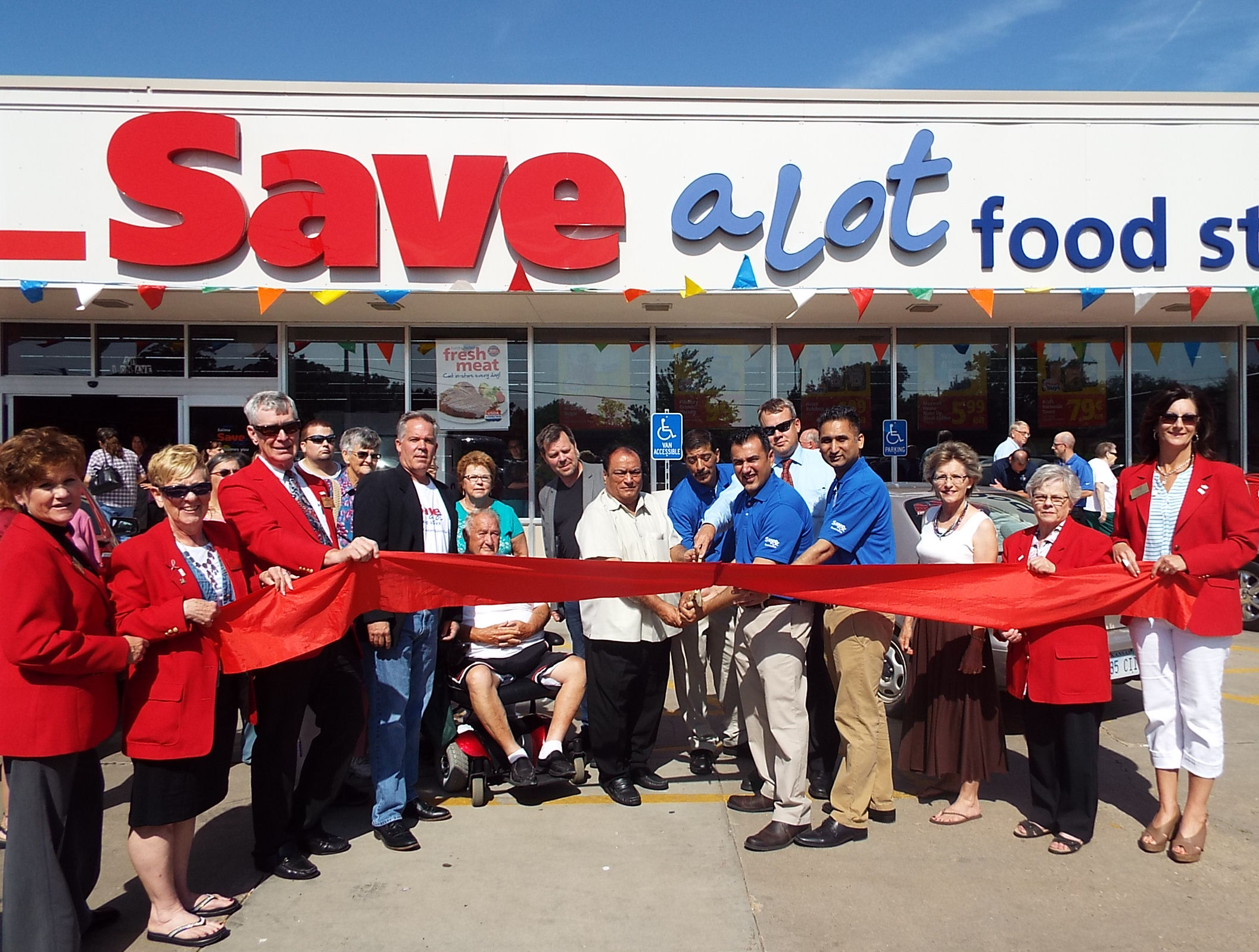 1,335th Save a Lot Opens In Salina