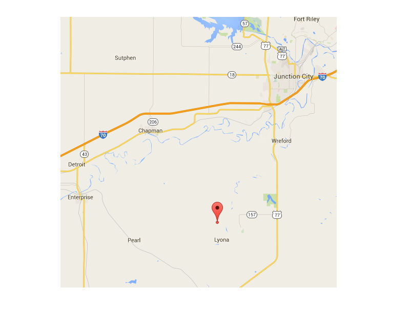 Shots Fired In Dickinson County Chase, Standoff