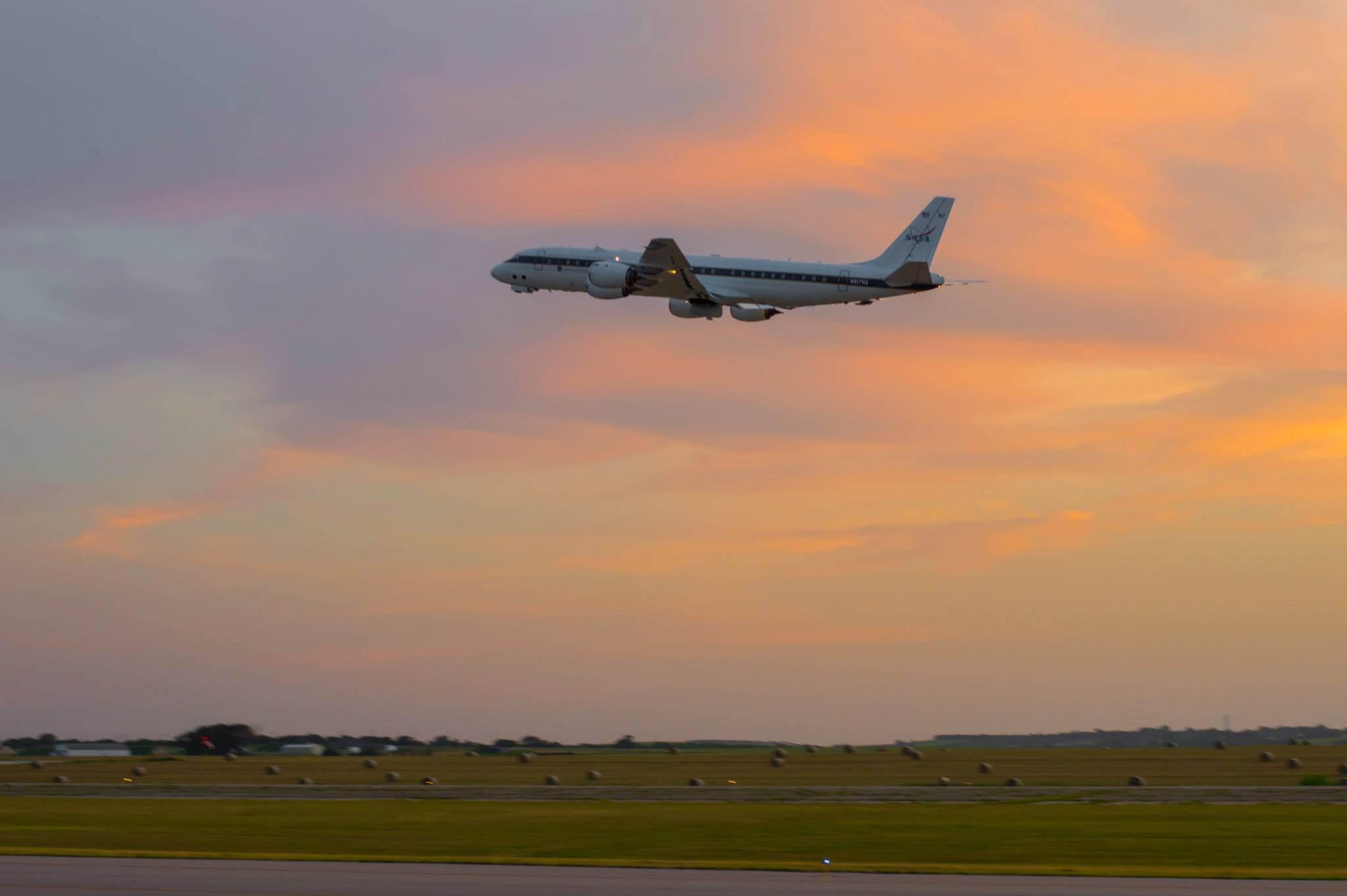 NASA Utilizing Salina Airport