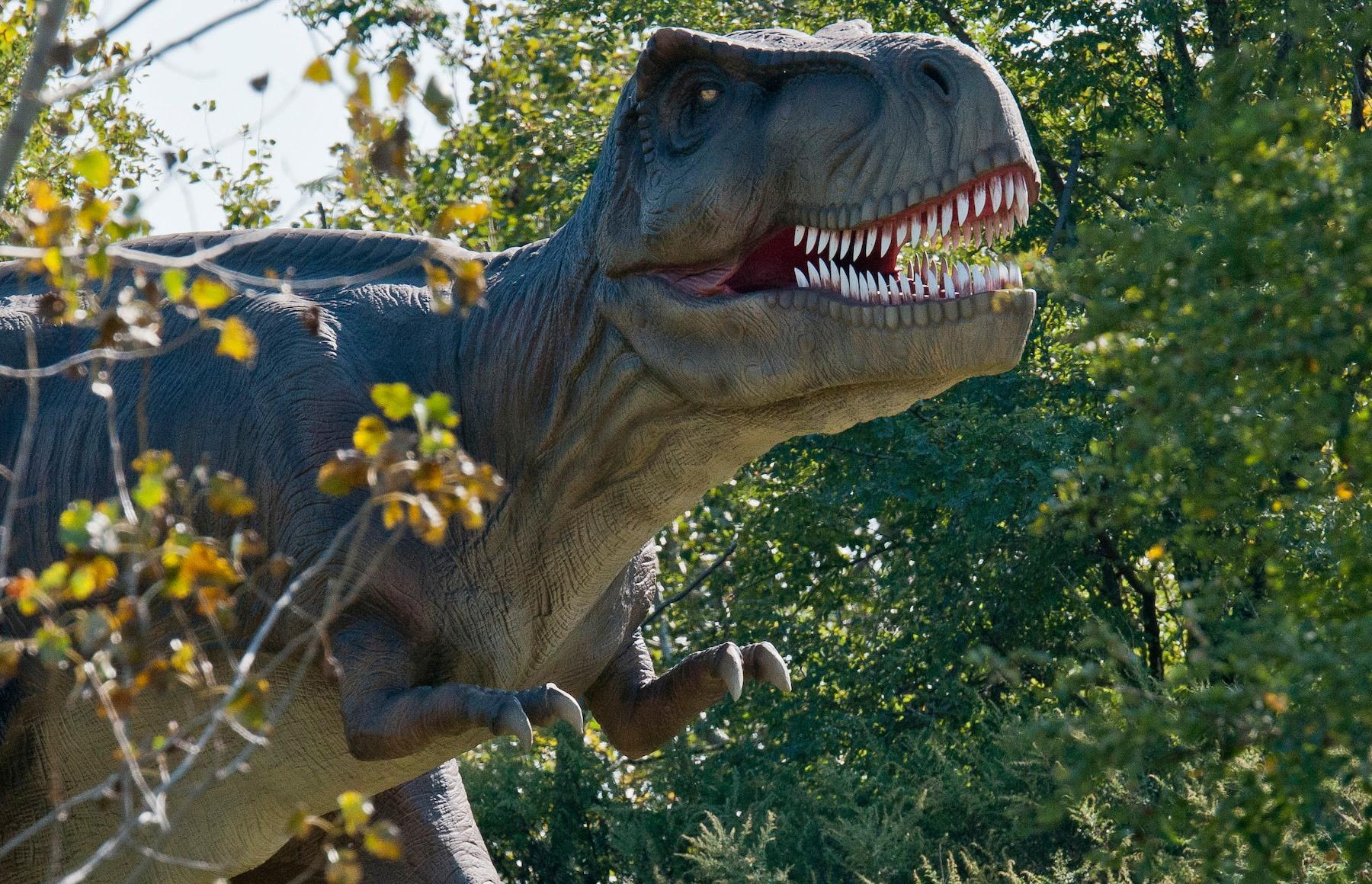 Dinosaur Theme Park Proposed In Kansas