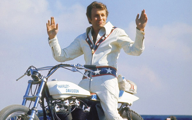 Topeka's Evel Knievel Museum to Show Virtual Jumps, Physics