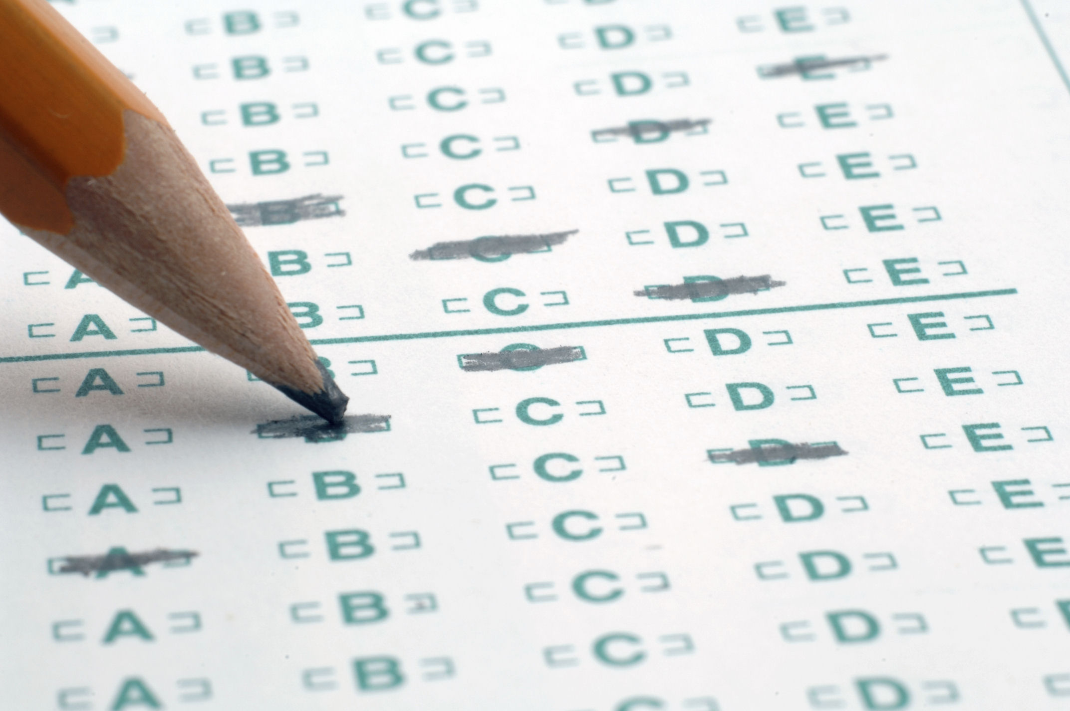 Kansas ACT Scores Above National Average But Change Little