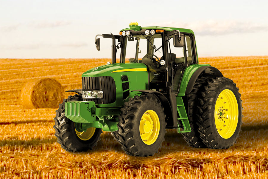 Report: Retail Sales of Farm Tractors Up In July