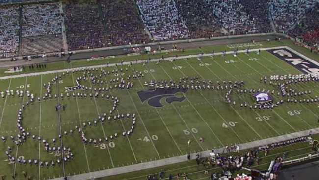 K-State Sanctions Band Over Performance