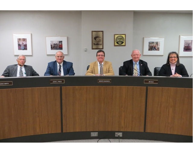 Four County Commissioner's Final Meeting