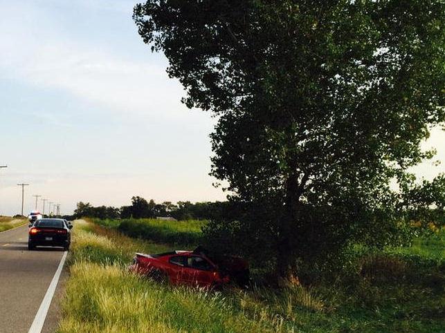 Falun Man Killed in Early Morning Crash