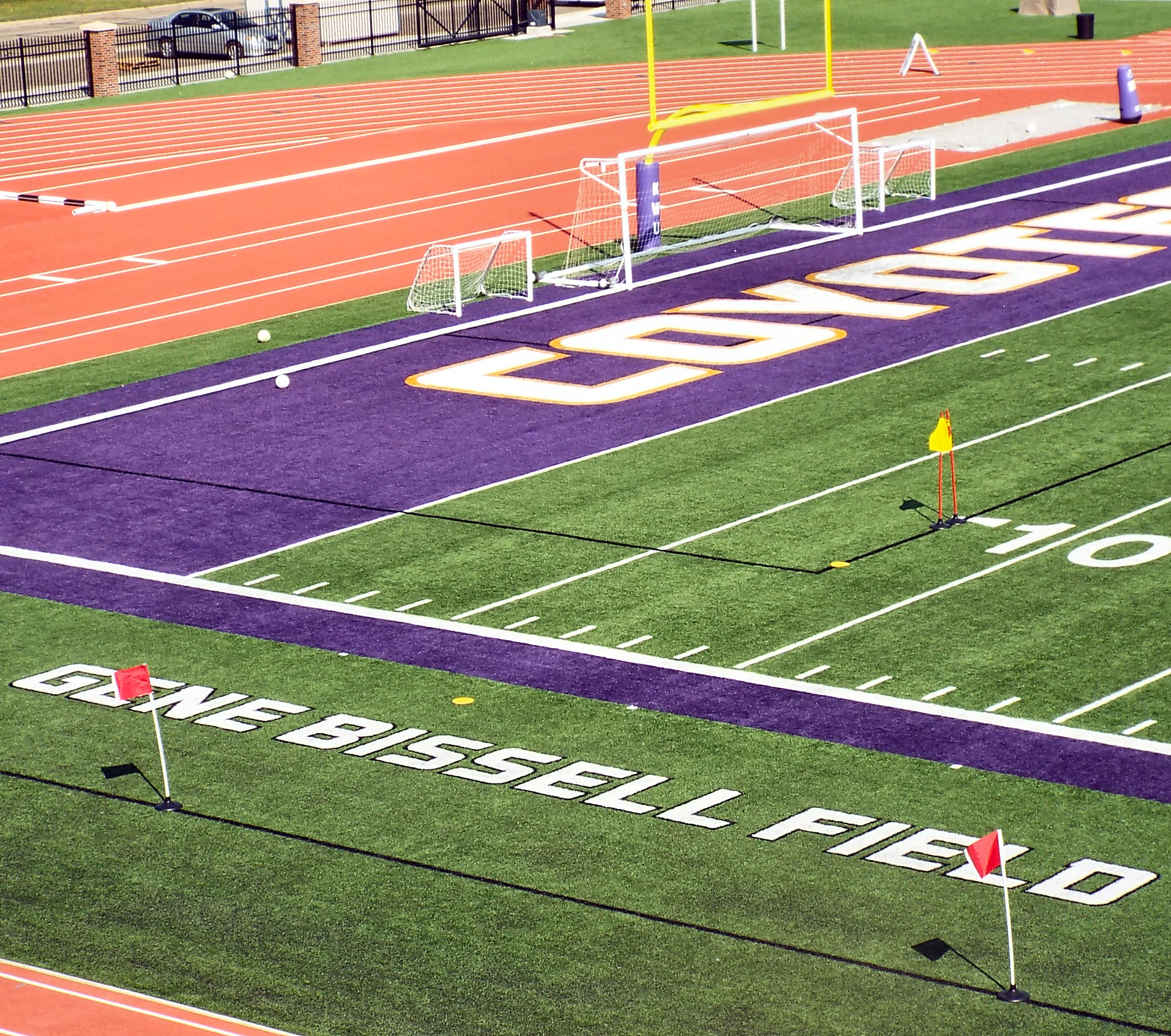 New Stadium To Highlight KWU Homecoming