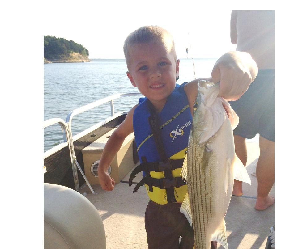 Salina Child Wins National Fishing Contest