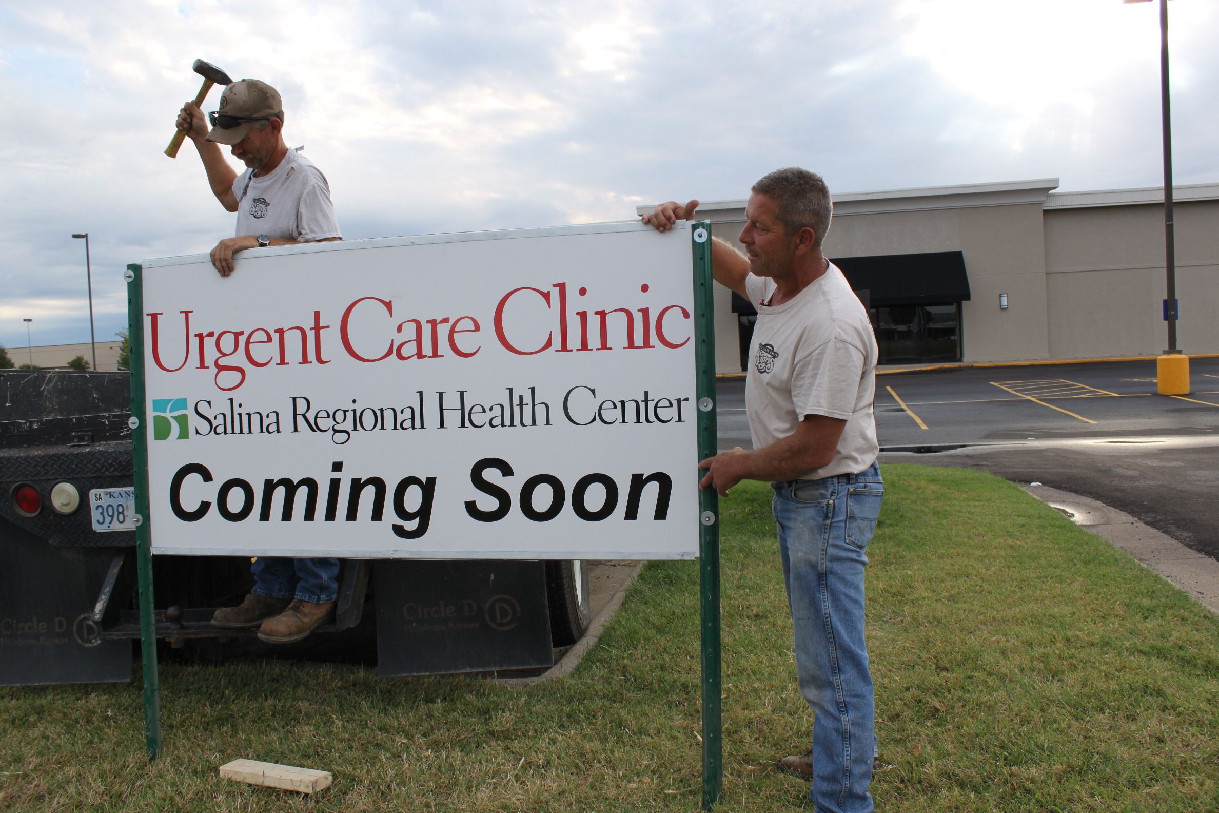 Hospital To Open Urgent Care Clinic
