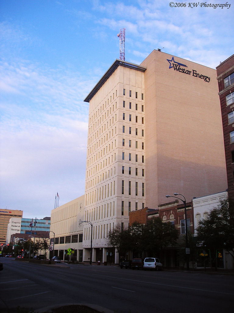 Adventure Seekers Rappel 13-Story Topeka Building