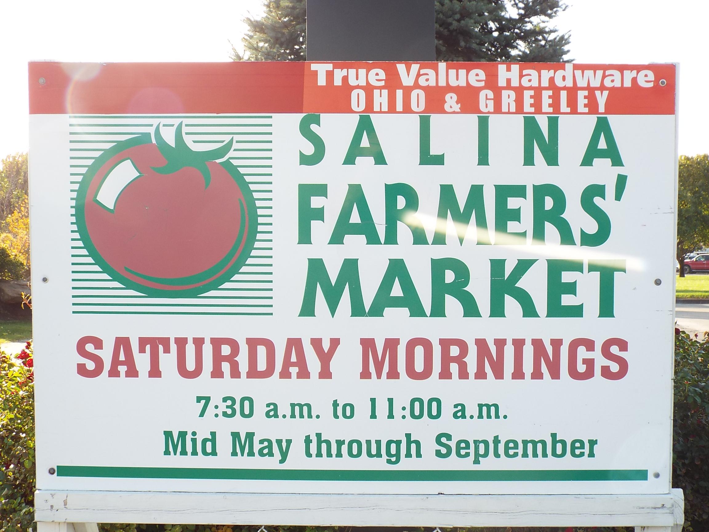 Salina Farmer's Market Effort Gets Support