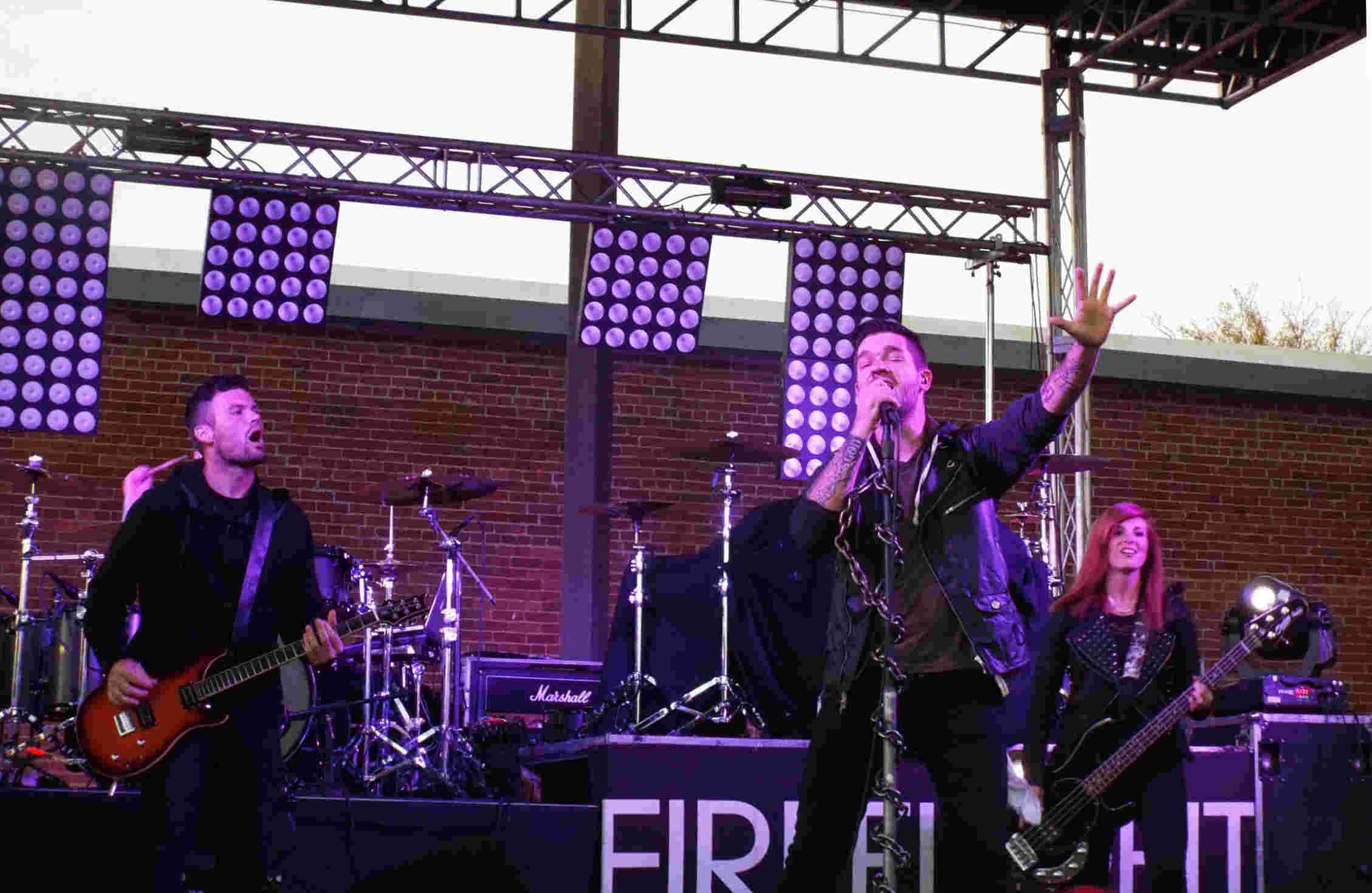Christian Rock Concert Rocks Salina