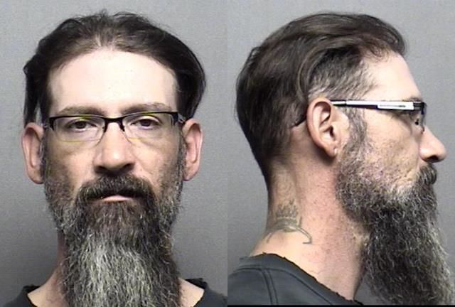 Salina Man Arrested for Years of Crimes