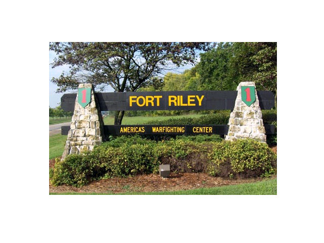 Fort Riley Soldier Found Dead