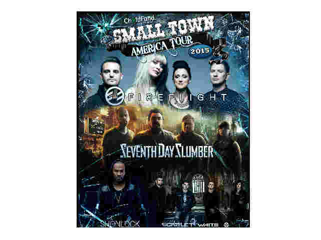 Christian Rock Tour to Rock Downtown Salina