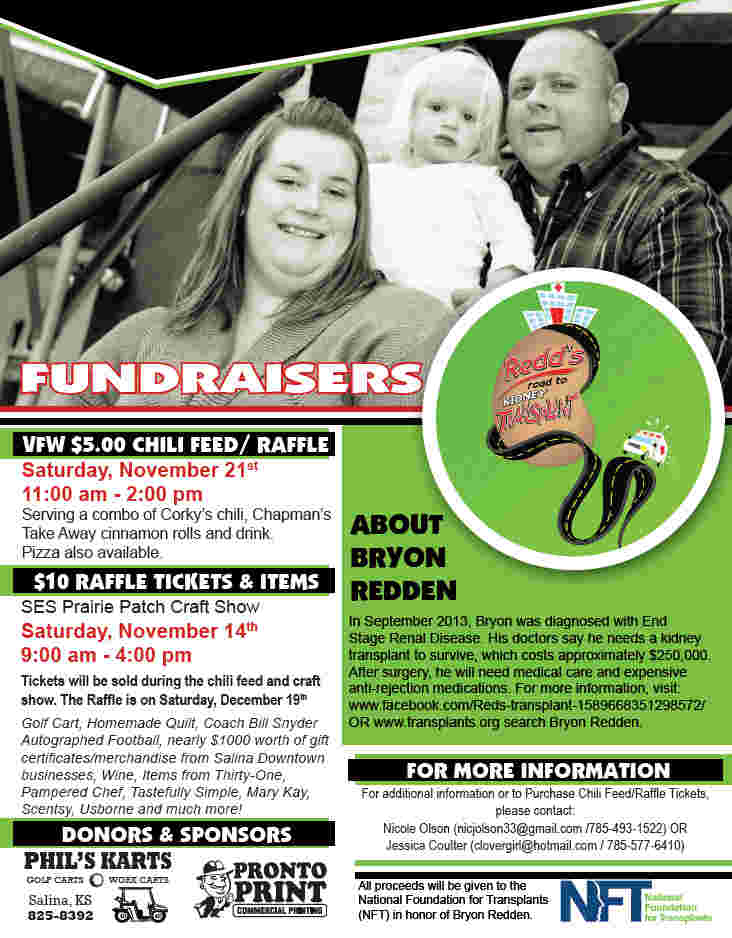 Bryon Redden Poster