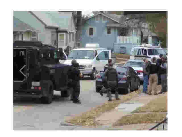 Arrests Made in Home Drug Raids