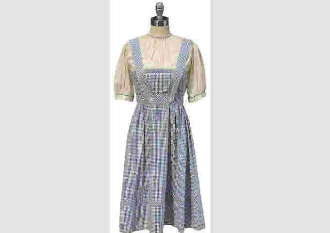 Dorothy Dress Sells For $1.56 Million