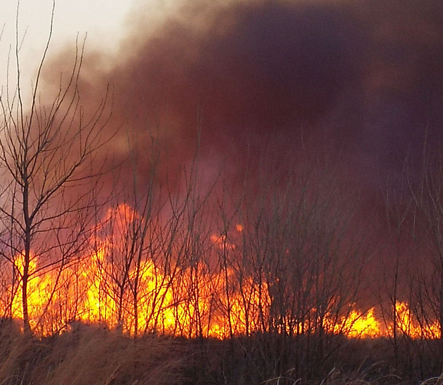 Firefighters Battle Sunday Morning Fires