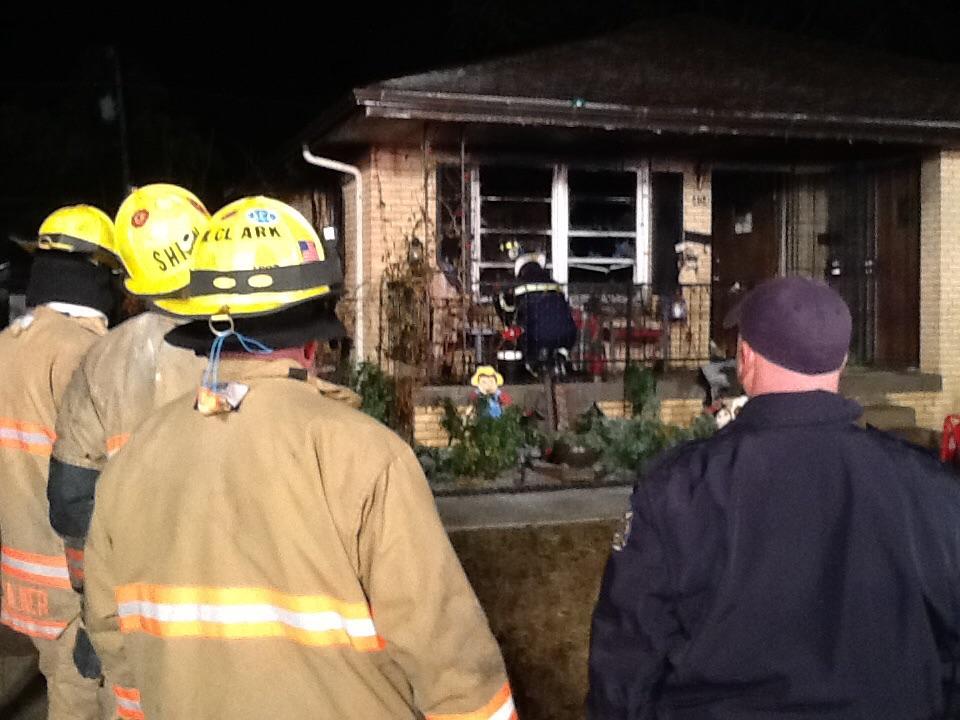 Sunday Fire Damages Duplex