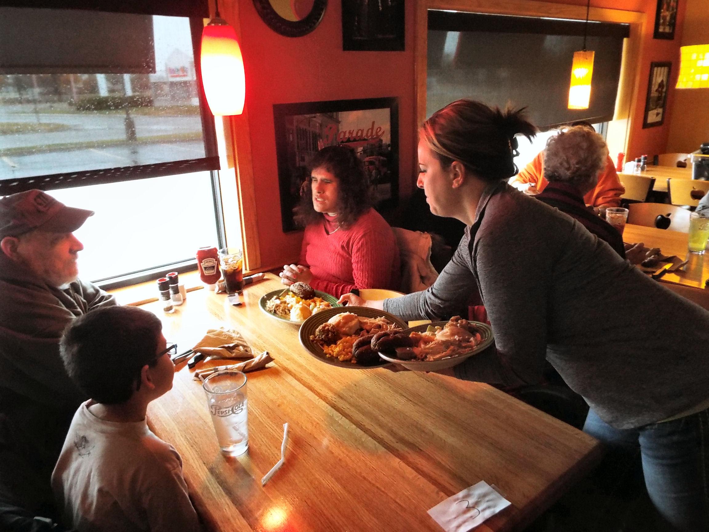 The Salina Spirit of Thanksgiving