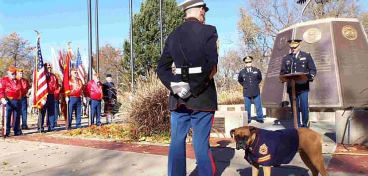 Salina Honors All Veterans