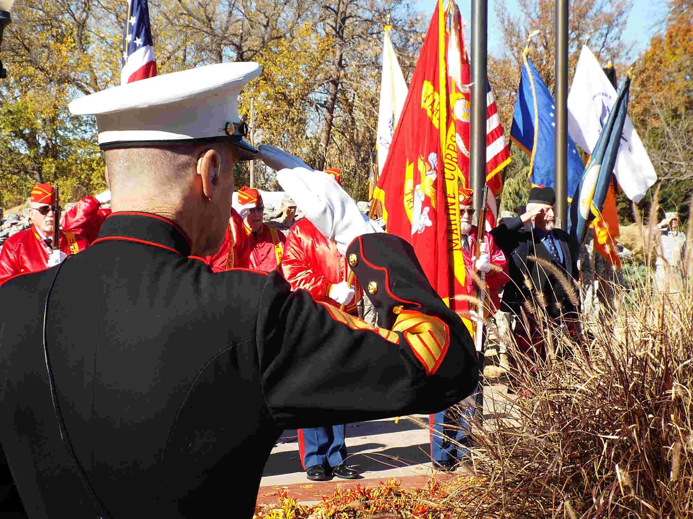 Salina to Honor Veterans