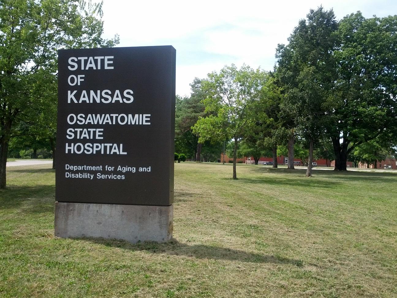 Troubled Kansas mental hospital losing Medicare funds