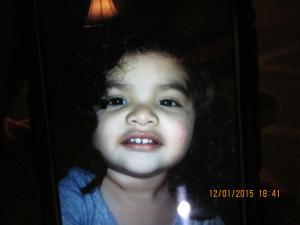 3-year-old Jazmin Fragoso-Aguilar.