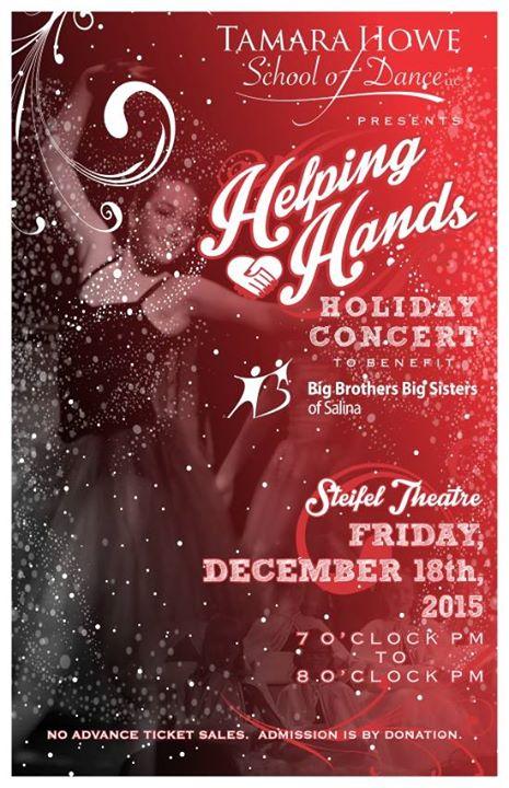 Helping Hands, Dancing Feet