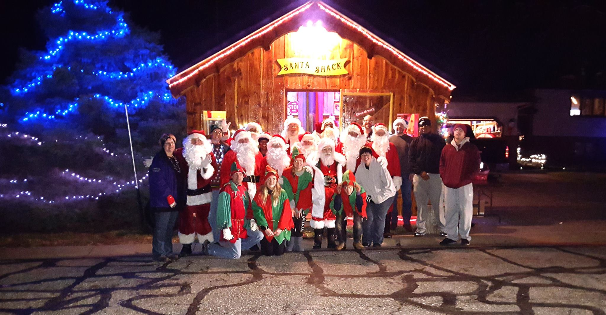"Another ""Georgetown Santas"" Successful Year"