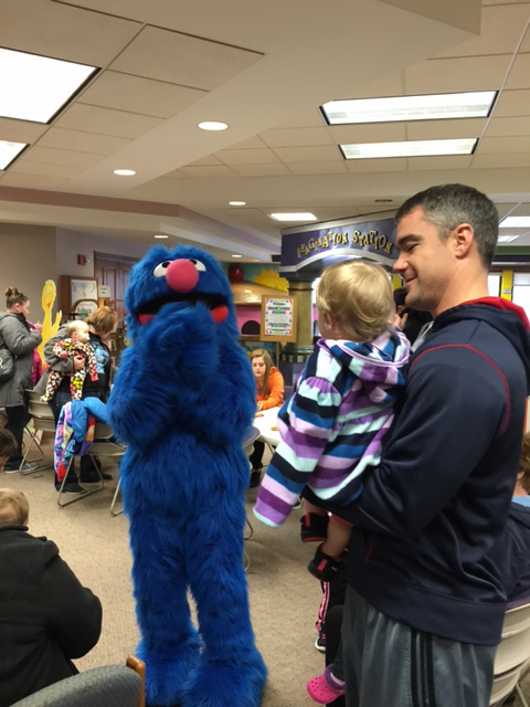 VIDEO: Hangin' With Grover